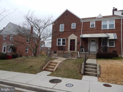 4413 Old Frederick Road, Baltimore, MD 21229 - MLS#: 1000378774