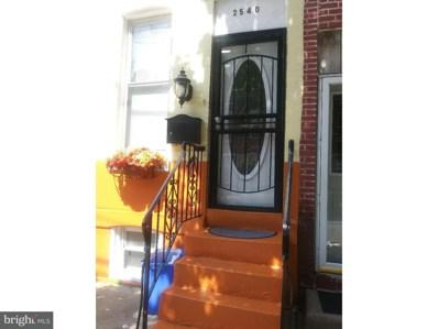 2540 N Mascher Street, Philadelphia, PA 19133 - MLS#: 1000378960