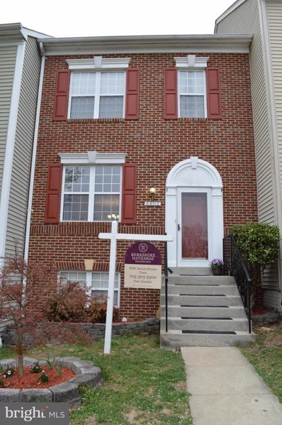 6802 Compton Valley Place, Centreville, VA 20121 - MLS#: 1000379196