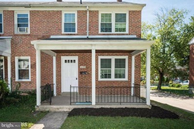 1239 Cedarcroft Road, Baltimore, MD 21239 - MLS#: 1000379624