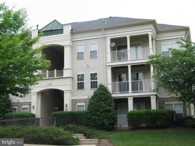 17701 Kilmarnock Terrace UNIT 1-N, Darnestown, MD 20878 - MLS#: 1000380186