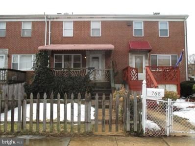 770 Seawall Road, Baltimore, MD 21221 - MLS#: 1000380272