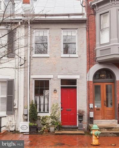 236 Church Street E, Frederick, MD 21701 - MLS#: 1000380850