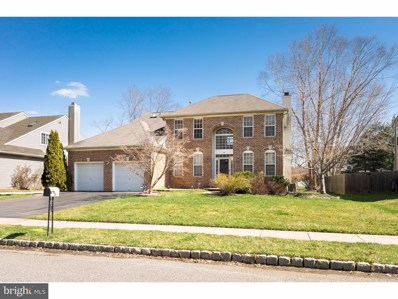38 Pemberton Lane, East Windsor, NJ 08520 - MLS#: 1000381204