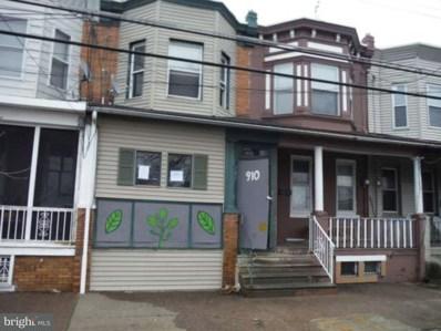 910 N 3RD Street, Camden, NJ 08102 - MLS#: 1000381284