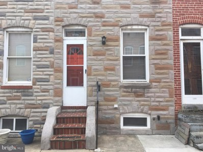 1307 Richardson Street, Baltimore, MD 21230 - MLS#: 1000382104