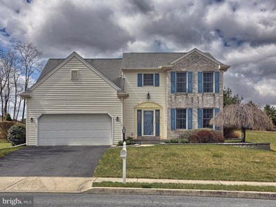 19 Wineberry Drive, Mechanicsburg, PA 17055 - MLS#: 1000382322