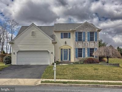 19 Wineberry Drive, Mechanicsburg, PA 17055 - MLS#: 1000382322