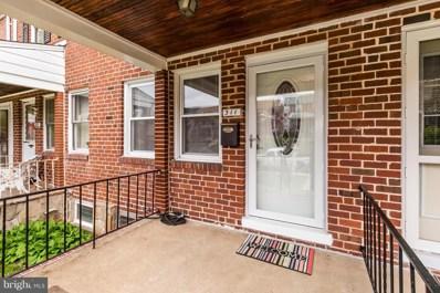 311 Joplin Street, Baltimore, MD 21224 - MLS#: 1000382404