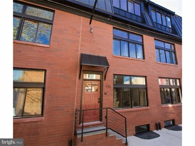 771 S 19TH Street, Philadelphia, PA 19146 - MLS#: 1000382600