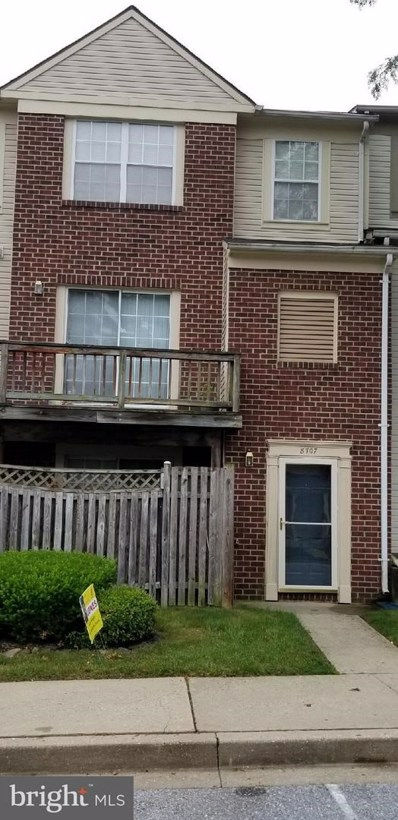 8707 Gilly Way, Randallstown, MD 21133 - MLS#: 1000382620