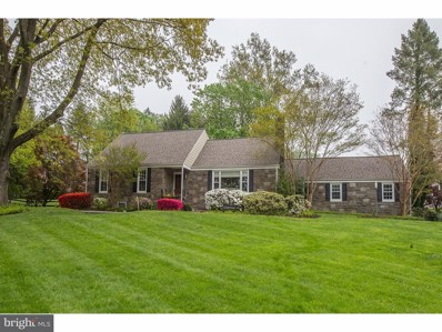 513 Atterbury Road, Villanova, PA 19085 - MLS#: 1000383179