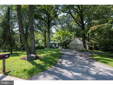 11 Hunters Lane, Chadds Ford, PA 19317 - MLS#: 1000383191