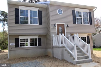 333 Whitehouse Drive, Grasonville, MD 21638 - MLS#: 1000383268
