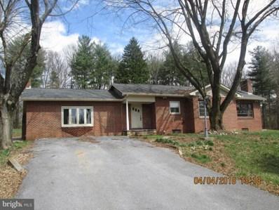 18360 Manor Church Road, Boonsboro, MD 21713 - MLS#: 1000383450