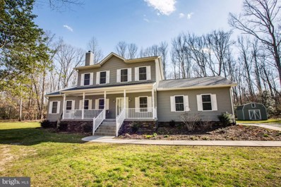 851 Belle Plains Road, Fredericksburg, VA 22405 - MLS#: 1000384066