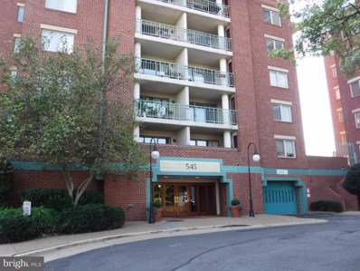 545 Braddock Road UNIT 101, Alexandria, VA 22314 - MLS#: 1000384068