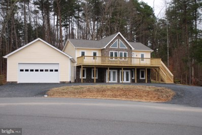 120 Shady Oaks Lane, Louisa, VA 23093 - MLS#: 1000385870