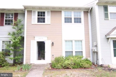 4409 Eagle Court, Waldorf, MD 20603 - MLS#: 1000386486