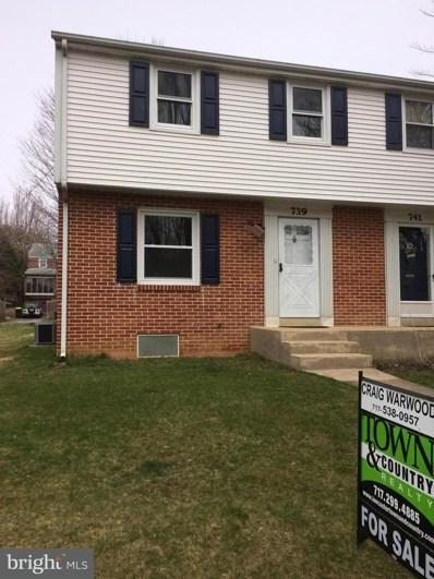 739 Emerald Drive, Lancaster, PA 17603 - MLS#: 1000386858