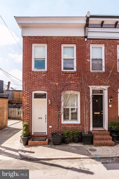 32 Castle Street S, Baltimore, MD 21231 - MLS#: 1000386866
