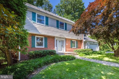 8022 Glendale Road, Chevy Chase, MD 20815 - MLS#: 1000388296