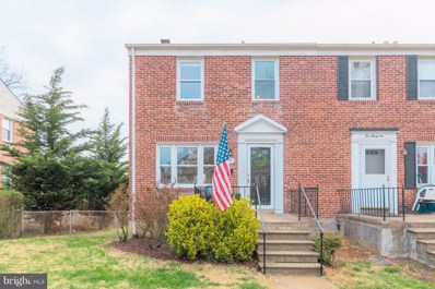 219 Medwick Garth W, Catonsville, MD 21228 - MLS#: 1000388372