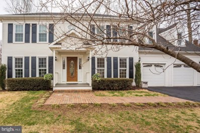 6223 Stonehunt Place, Clifton, VA 20124 - MLS#: 1000388546
