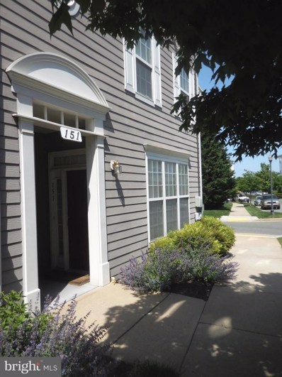 151-A Chevy Chase Street UNIT A, Gaithersburg, MD 20878 - MLS#: 1000389276