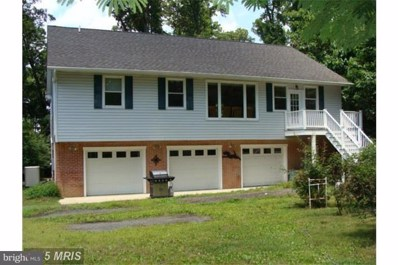 546 Maryland Avenue, Lusby, MD 20657 - MLS#: 1000389290