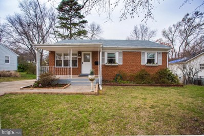 13923 Mathews Drive, Woodbridge, VA 22191 - MLS#: 1000389320