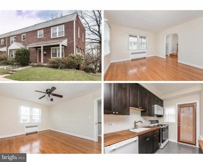 901 Chestnut Hill Avenue, Baltimore, MD 21218 - MLS#: 1000389560