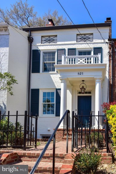 821 Royal Street, Alexandria, VA 22314 - MLS#: 1000389794