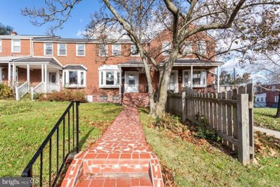 1928 Belvedere Avenue, Baltimore, MD 21239 - MLS#: 1000390104