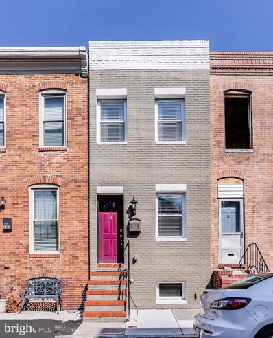 603 Glover Street S, Baltimore, MD 21224 - MLS#: 1000390294