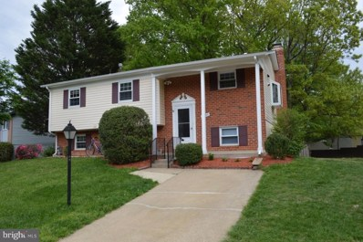 12695 Greenhall Drive, Woodbridge, VA 22192 - MLS#: 1000390332