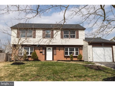 49 Earnshaw Lane, Willingboro, NJ 08046 - MLS#: 1000390460
