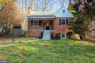 507 Thayer Avenue, Silver Spring, MD 20910 - MLS#: 1000391140