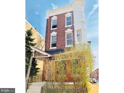 813 N 41ST Street, Philadelphia, PA 19104 - MLS#: 1000392554