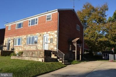 5510 Todd Avenue, Baltimore, MD 21206 - MLS#: 1000392768