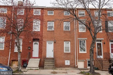 842 Pratt Street, Baltimore, MD 21201 - MLS#: 1000393124
