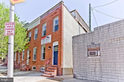 815 Clinton Street S, Baltimore, MD 21224 - MLS#: 1000393280