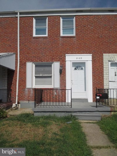 2123 Coralthorn Road, Baltimore, MD 21220 - MLS#: 1000393438