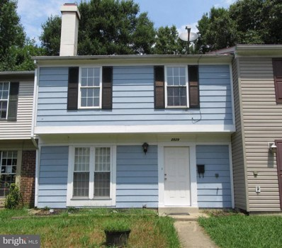 2529 Robinson Place, Waldorf, MD 20602 - MLS#: 1000393508