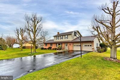 7207 Ruritan Drive, Chambersburg, PA 17202 - MLS#: 1000393636