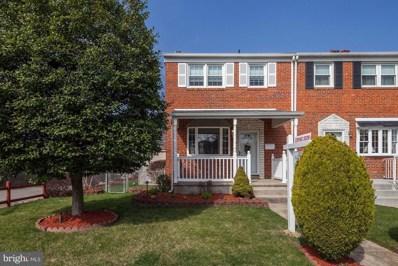 8500 Harris Avenue, Baltimore, MD 21234 - MLS#: 1000393826