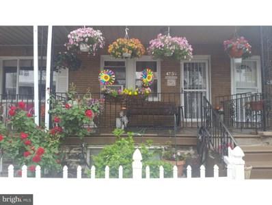 4759 Oakmont Street, Philadelphia, PA 19136 - MLS#: 1000394208