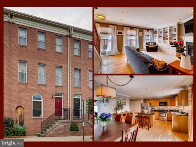 823 Hanover Street, Baltimore, MD 21230 - MLS#: 1000394430