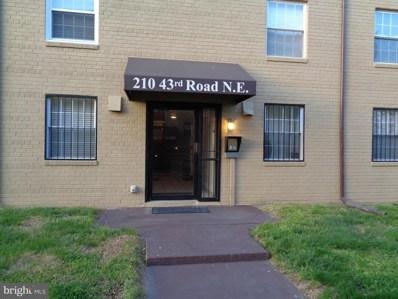 210 43RD Road NE UNIT 202, Washington, DC 20019 - MLS#: 1000395092