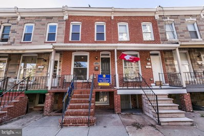 1348 Andre Street, Baltimore, MD 21230 - MLS#: 1000395154
